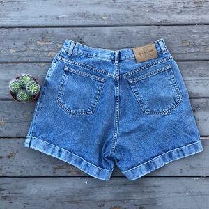 Vintage Calvin Klein Mom Shorts